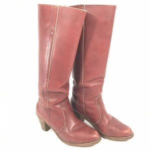 Dexter Vintage Western Leather Boots